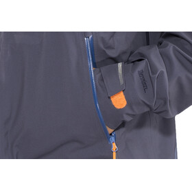 Bergans Storen Jacket Men Night Blue/Dusty Blue/Pumpkin